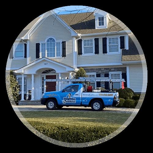 Pest Control Wayne NJ Mrs. Bzzz Pest & Termite Solutions Truck